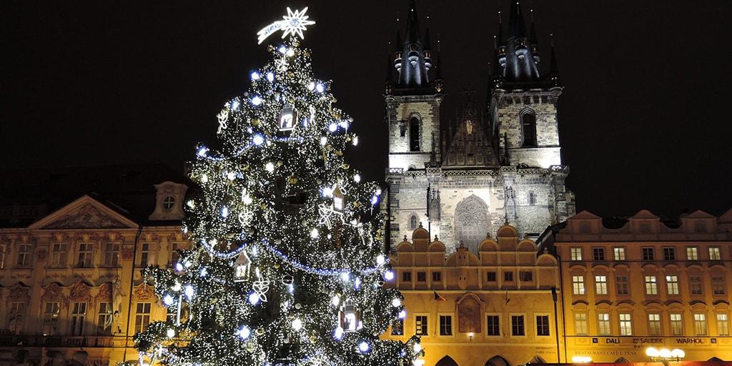 7 of the best Christmas markets in Europe! - Prague, Czech Republic.-min