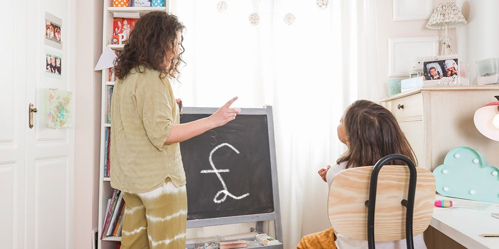 Teaching children how to manage their money